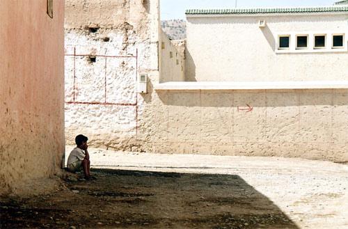 Zdj�cia: Essaouira, Samotno�� w mie�cie, MAROKO