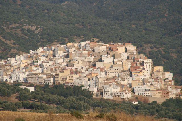 Zdjęcia: okolice Meknes, Mulaj Idris, MAROKO