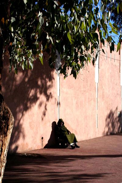 Zdjęcia: garbarnie, Fez, medytacja, MAROKO