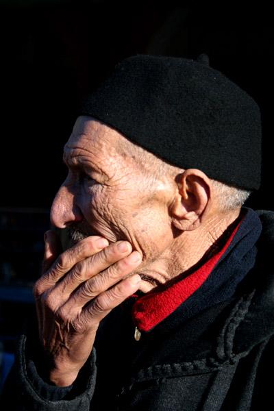 Zdjęcia: Marakesz, Maroko, zaduma, MAROKO