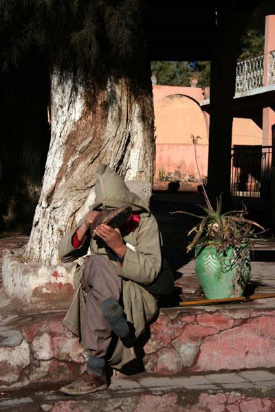 Zdjęcia: Marakesz, Maroko, poranna toaleta, MAROKO