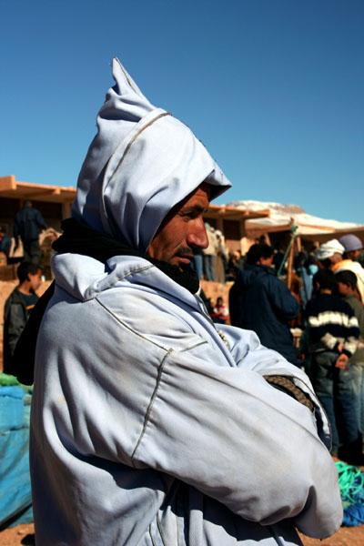 Zdj�cia: Dolina Dades, Maroko, obserwator, MAROKO