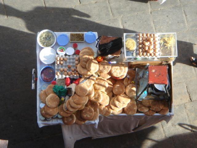 Zdjęcia: Fes, fast food, MAROKO