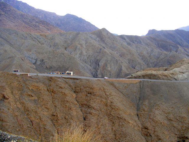 Zdjęcia: przełęcz Tizin't Tiszka, Maroko, Tizin Tiszka, MAROKO