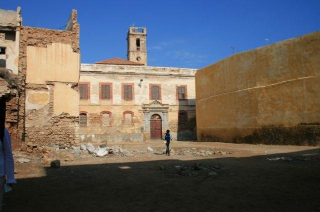 Zdjęcia: Safi, wybrzeże Maroka, Starówka miasta Safi, MAROKO