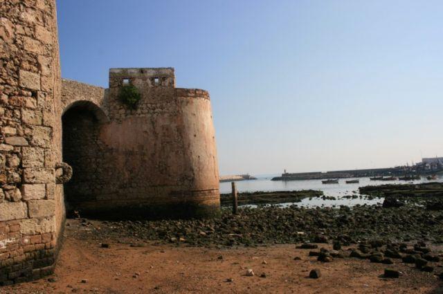 Zdjęcia: Safi, wybrzeże Maroka, Pejzaż nadmorski w Safi, MAROKO
