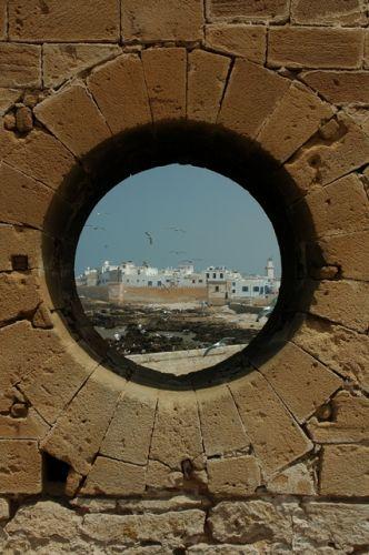 Zdjęcia: Widok z portu, Essaoiura, Essaouira, MAROKO