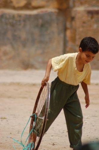 Zdjęcia: Al Dżadida, Zabawa, MAROKO