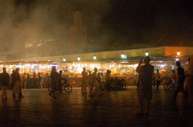 Zdjęcia: Marrakesz, Dżemaa el-Fna, MAROKO