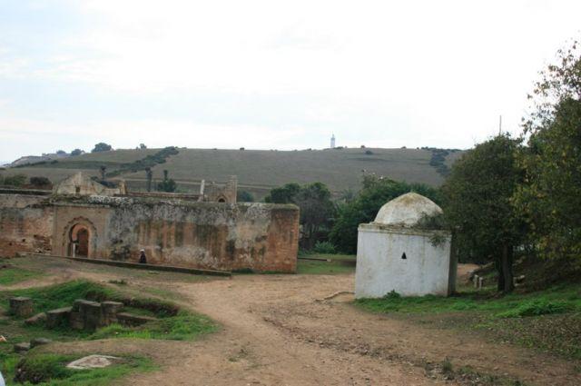 Zdjęcia: Rabat, wybrzeże Maroka, widok obok najstarszej uczelni  , MAROKO