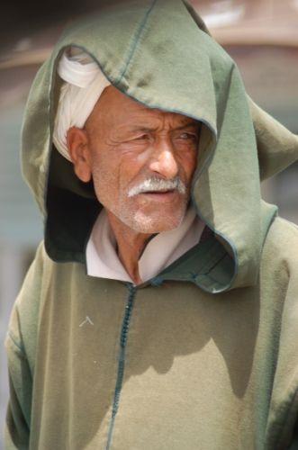 Zdjęcia: Al Dżadida, Mężczyzna, MAROKO