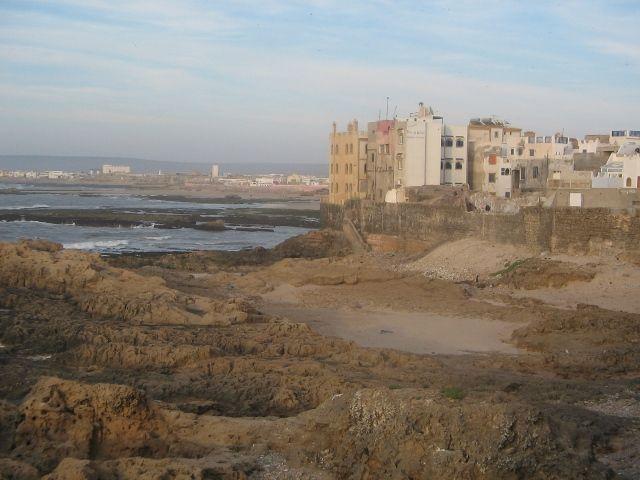 Zdjęcia: Es-Sawira, wybrzeze , MAROKO