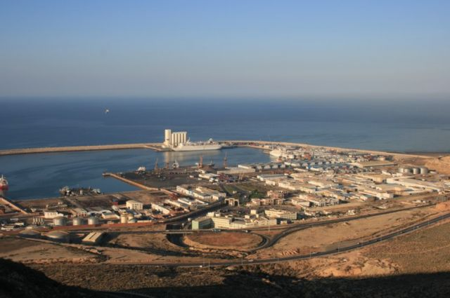 Zdjęcia: Agadir, wybrzeże Maroka, widok na Agadir, MAROKO
