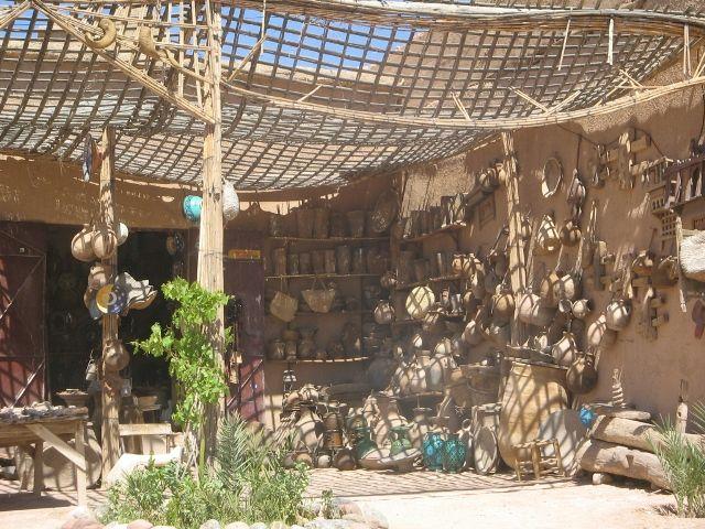 Zdjęcia: okolice Marrakechu, handel 2, MAROKO