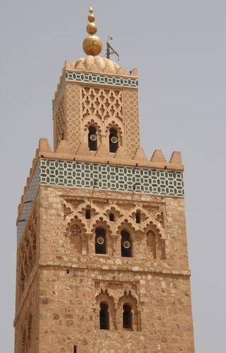 Zdjęcia: Marrakesh, Meczet Koutoubia, MAROKO