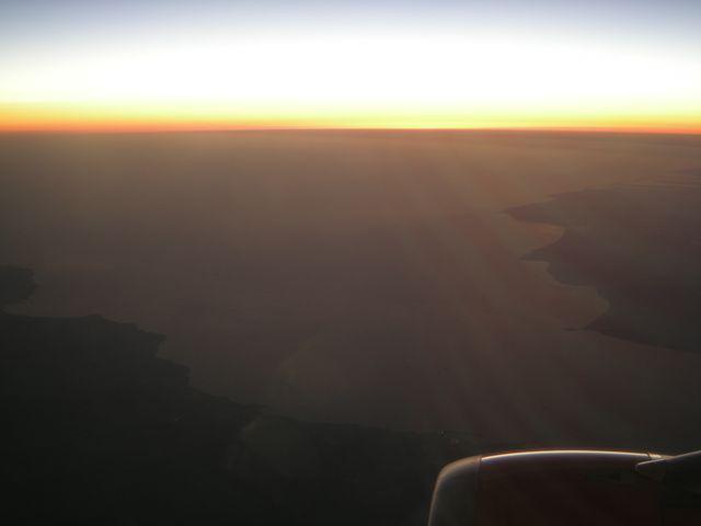Zdjęcia: Nad cieśniną gdzieś - raczej wysoko ; P, Cieśnina Gibraltarska, MAROKO