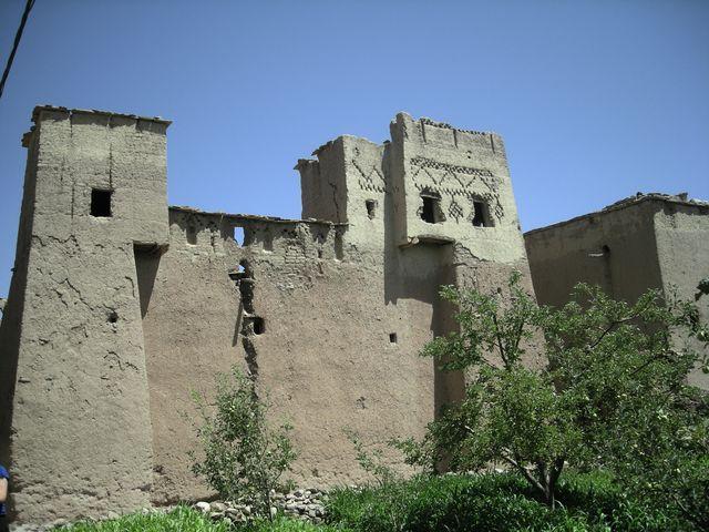 Zdjęcia: Msemrir, Atlas Wysoki - Gorges du Dades, Kultura Berberów (Amazigh) , MAROKO