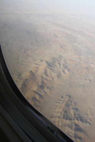 Zdjęcia: Samolot - miejsce przy oknie, Strefa powietrzna Maroka, Nad Marokiem lewym okiem, MAROKO