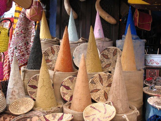 Zdjęcia: Chefchaouen, polnocny wschód, magia kolorów, MAROKO
