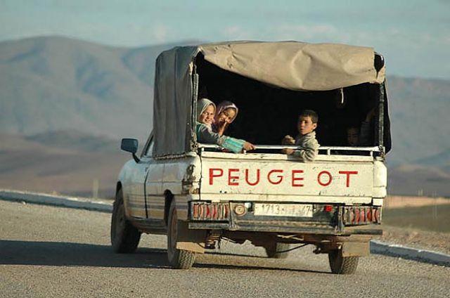 Zdj�cia: gdzies za Warzazat, gdzies za Warzazat, na maroka�skiech trasach, MAROKO