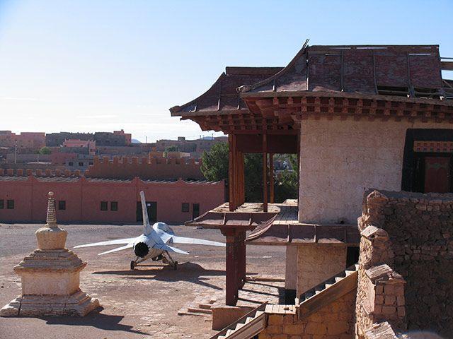 Zdj�cia: Universal Studios, Ouarzazate, Maroko, MAROKO
