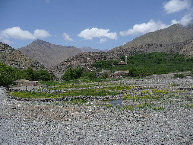 Zdjęcia: Arumd, Atlas Wysoki, Szlak na Toubkal, MAROKO