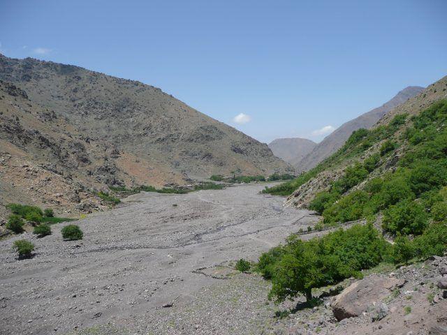 Zdjęcia: Równina Mizane, Atlas Wysoki, Góry Atlas, MAROKO
