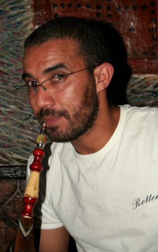 Zdjęcia: Fez, marokanczyk, MAROKO