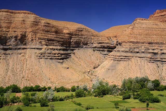 Zdjęcia: Wąwóz Dades, Dolina Dades, Gorges du Dades 2, MAROKO