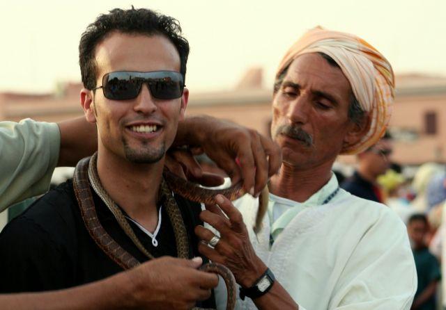 Zdjęcia: marrakesz, marokanczyk, MAROKO