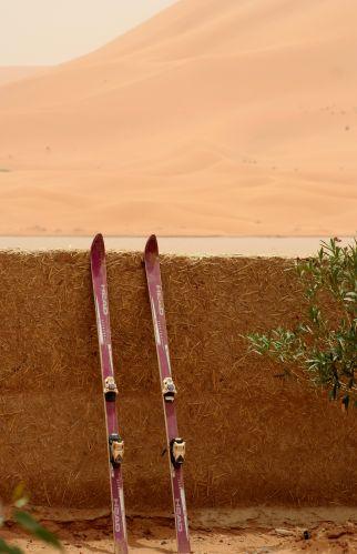Zdjęcia: sahara, a moze na narty?, MAROKO
