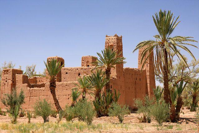 Zdj�cia: Marrakesz, Dolina Dades - Dolina Tysi�ca Kazb, ***, MAROKO