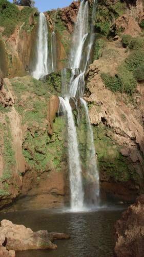 Zdjęcia: Ouzoud, wodospady, MAROKO