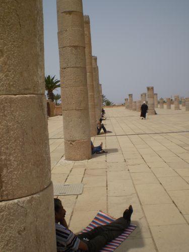 Zdjęcia: rabat, Rabat, stopem do Maroka, MAROKO