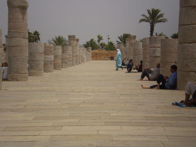 Zdjęcia: Rabat, Rabat, Maroko stopem 2008, MAROKO