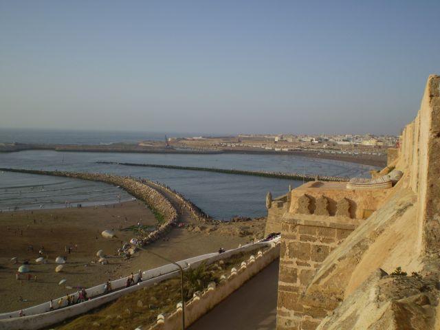 Zdjęcia: Rabat, Rabat, kazba, MAROKO