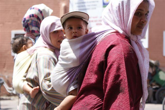 Zdjęcia: Marrakech, Jemaa el Fna, MAROKO