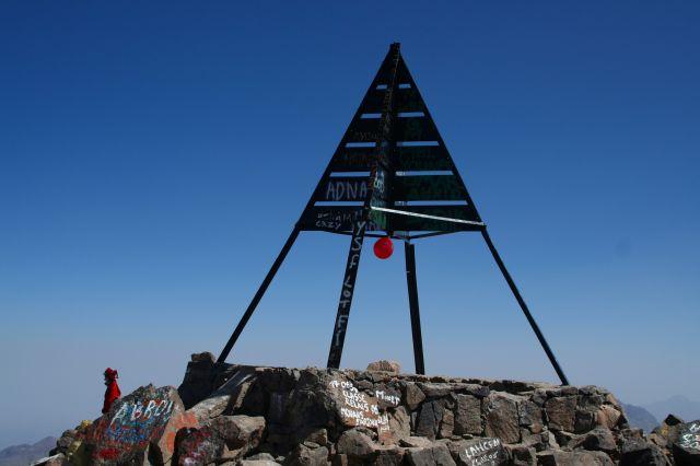 Zdjęcia: Jabal Tubkal, AtlasWysoki, Jabal Tubkal, MAROKO