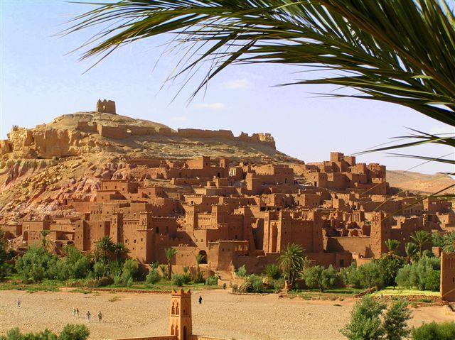 Zdjęcia: Maroko, AIT BENHADDOU, MAROKO