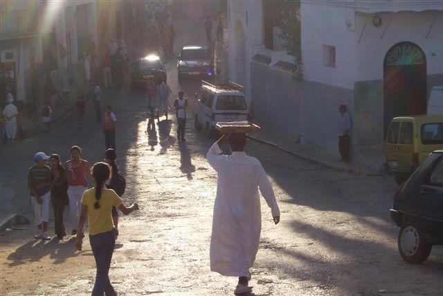 Zdj�cia: Tanger, �ycie codzienne, MAROKO