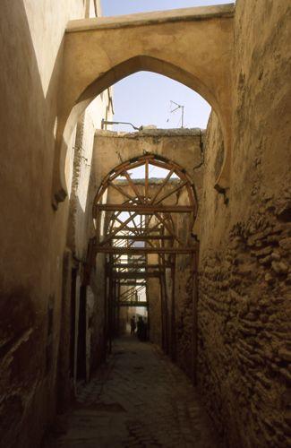 Zdjęcia: Fez, uliczki starej mediny, MAROKO