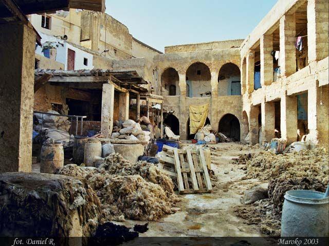 Zdjęcia: Fez, Zakątki mediny, MAROKO