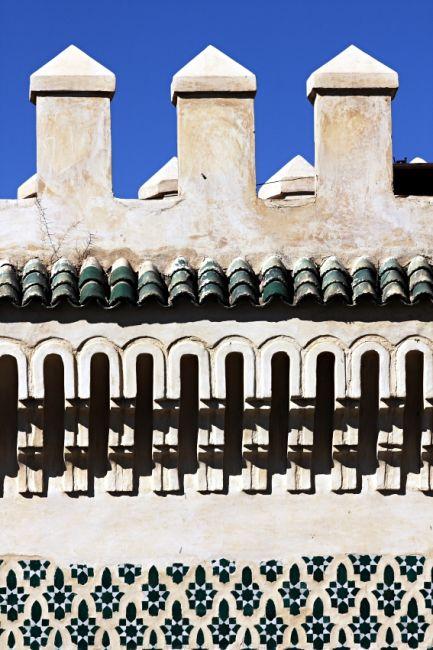 Zdjęcia: Fez, Fez, brama, MAROKO