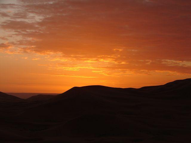 Zdj�cia: Merzouga, Sahara , MAROKO