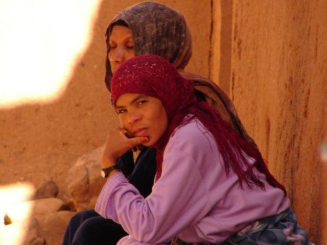 Zdjęcia: Zagora, Berberyjki, MAROKO