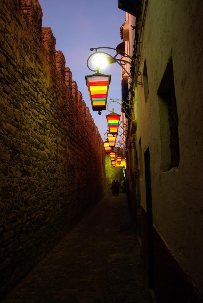 Zdjęcia: Essaouira, Sus-Masa-Dara, ulica mediny Essaouirii, MAROKO