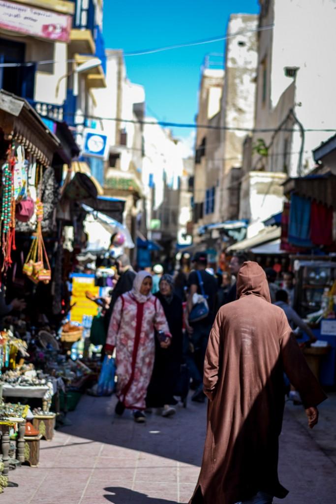 Zdjęcia: medina, Essaouira, W medinie, MAROKO