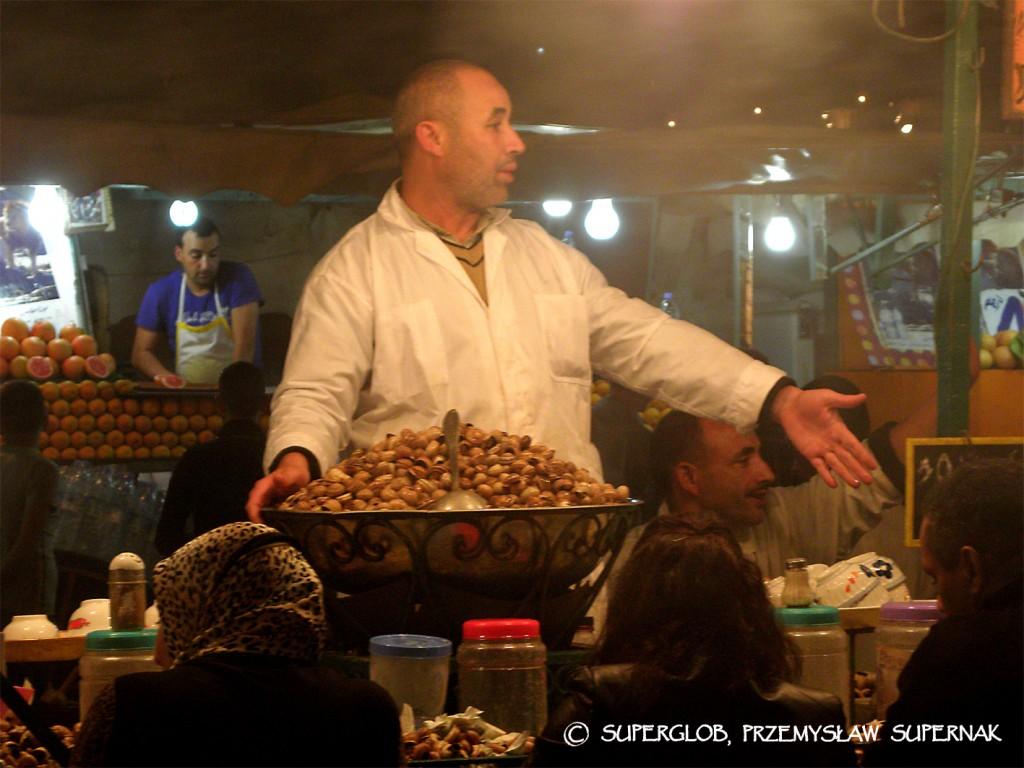 Zdjęcia: Marrakesz, Marrakesz, Dżemma el-Fna 4, MAROKO