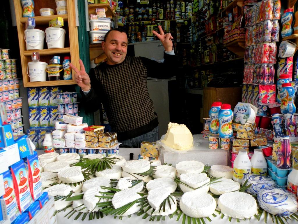 Zdjęcia: Tetuan, płn-zach Maroko, Na targu w Tetuan, MAROKO