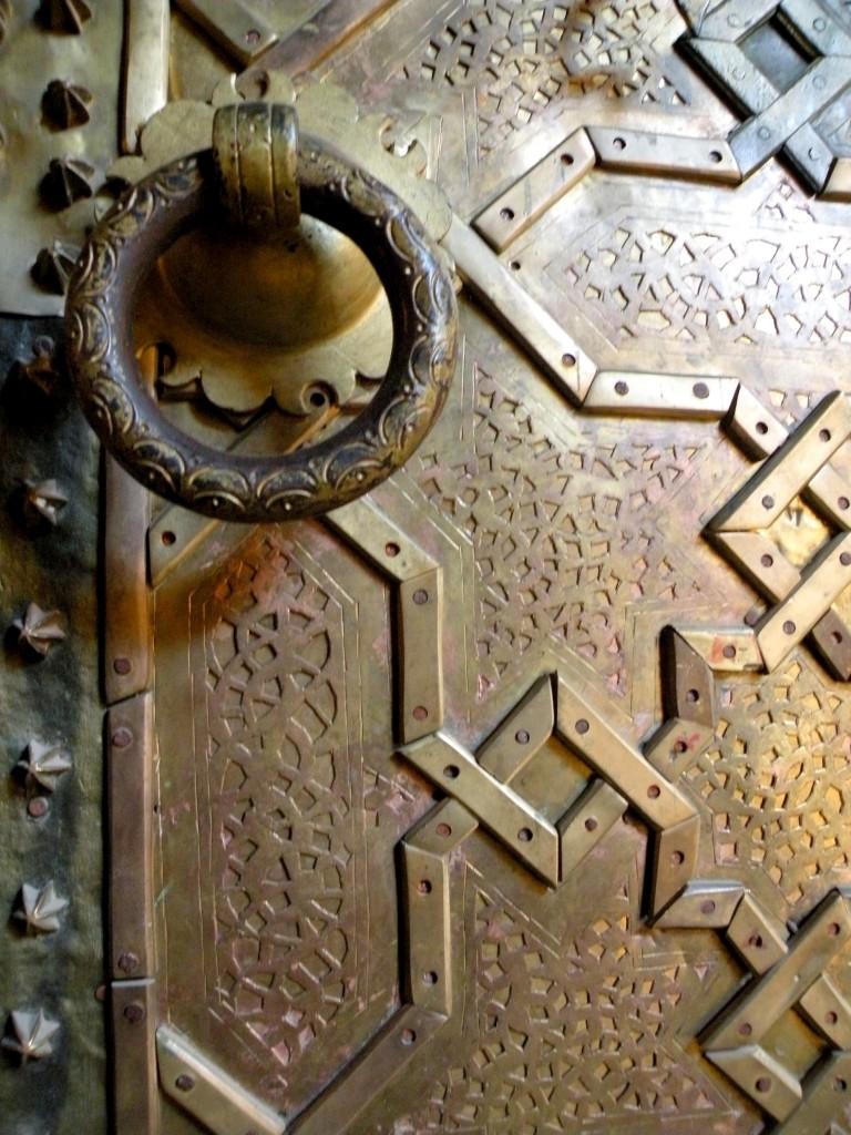 Zdjęcia: Fez , płn - centralne Maroko, Wejście, MAROKO